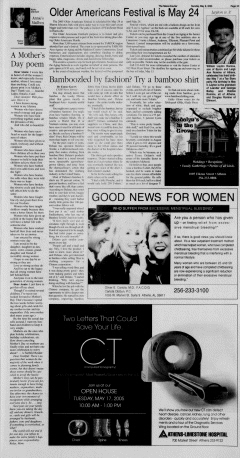 Athens News Courier, May 08, 2005, Page 57