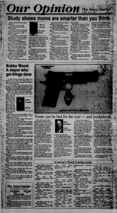 Athens News Courier, May 08, 2005, Page 8