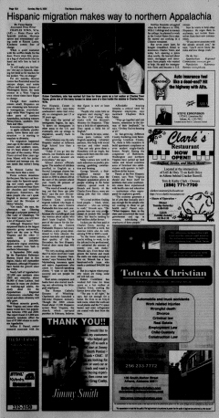 Athens News Courier, May 08, 2005, Page 24