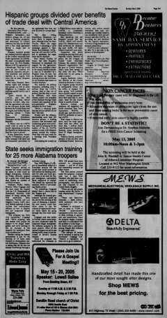 Athens News Courier, May 08, 2005, Page 26