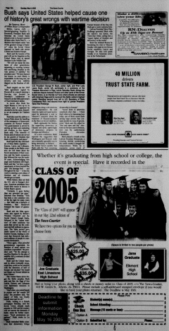 Athens News Courier, May 08, 2005, Page 32