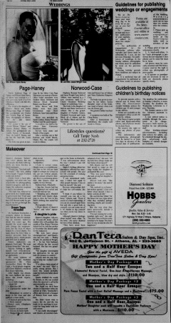 Athens News Courier, May 08, 2005, Page 56