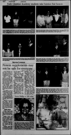 Athens News Courier, May 08, 2005, Page 60