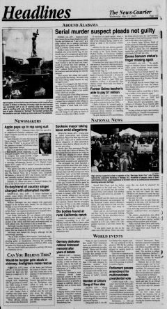 Athens News Courier, May 11, 2005, p. 7