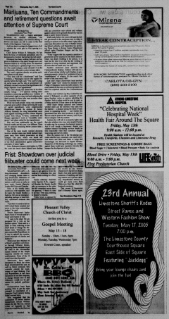 Athens News Courier, May 11, 2005, p. 20