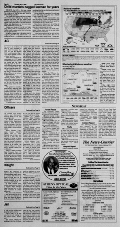 Athens News Courier, May 12, 2005, Page 3