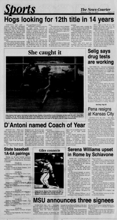 Athens News Courier, May 12, 2005, Page 33