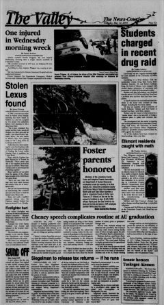 Athens News Courier, May 12, 2005, Page 10