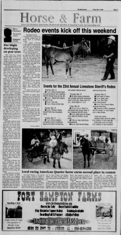 Athens News Courier, May 13, 2005, Page 13