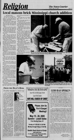 Athens News Courier, May 13, 2005, Page 17