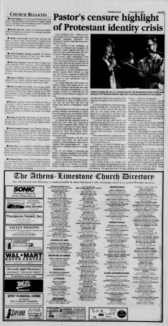 Athens News Courier, May 13, 2005, Page 21