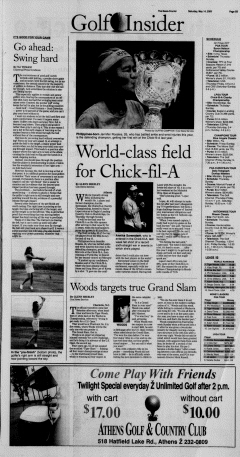 Athens News Courier, May 14, 2005, Page 29
