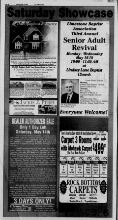 Athens News Courier, May 14, 2005, Page 31