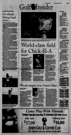 Athens News Courier, May 14, 2005, Page 30
