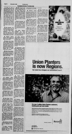 Athens News Courier, May 15, 2005, Page 27