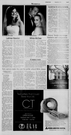 Athens News Courier, May 15, 2005, Page 45