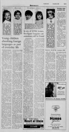 Athens News Courier, May 15, 2005, Page 49