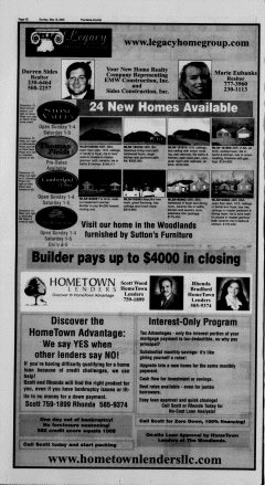 Athens News Courier, May 15, 2005, Page 59