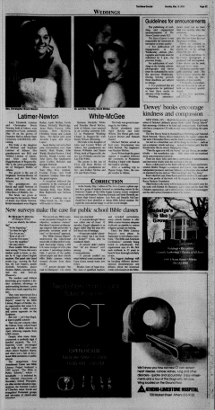 Athens News Courier, May 15, 2005, Page 46