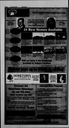 Athens News Courier, May 15, 2005, Page 60