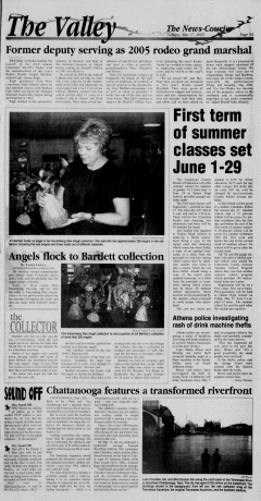 Athens News Courier, May 17, 2005, Page 9