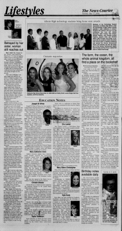 Athens News Courier, May 17, 2005, Page 11