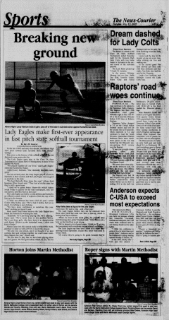 Athens News Courier, May 17, 2005, Page 21