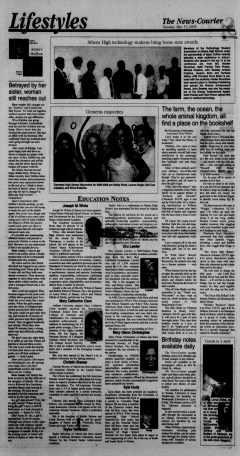 Athens News Courier, May 17, 2005, Page 12