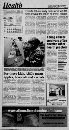 Athens News Courier, May 18, 2005, Page 15