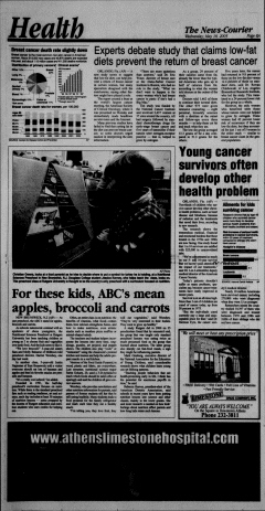 Athens News Courier, May 18, 2005, p. 16