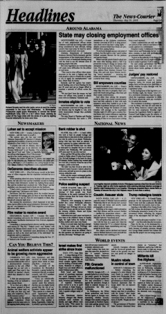 Athens News Courier, May 19, 2005, p. 12