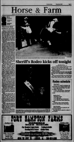 Athens News Courier, May 20, 2005, Page 14