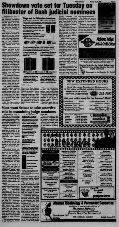 Athens News Courier, May 22, 2005, p. 18