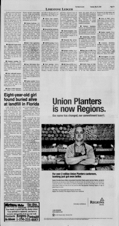 Athens News Courier, May 24, 2005, Page 13