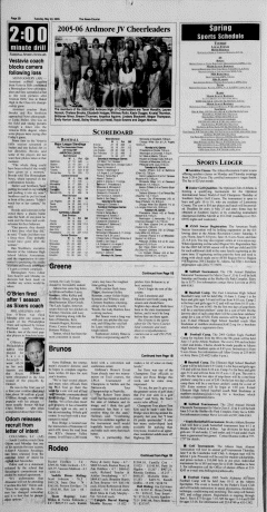 Athens News Courier, May 24, 2005, Page 23