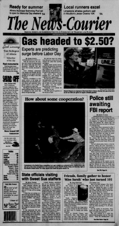 Athens News Courier, May 24, 2005, Page 2
