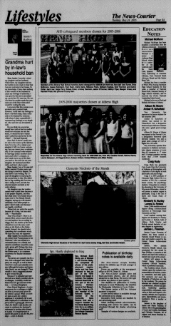 Athens News Courier, May 24, 2005, Page 12