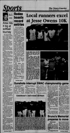 Athens News Courier, May 24, 2005, Page 22