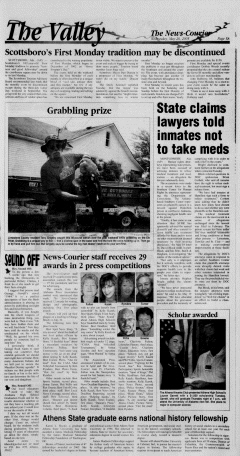 Athens News Courier, May 25, 2005, p. 9