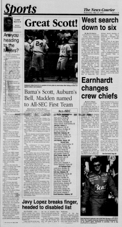 Athens News Courier, May 25, 2005, p. 21