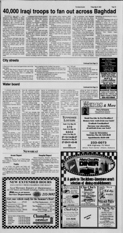 Athens News Courier, May 27, 2005, Page 5