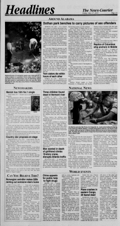 Athens News Courier, May 27, 2005, Page 7