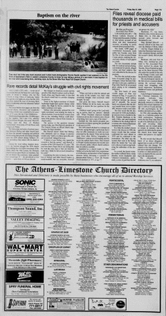 Athens News Courier, May 27, 2005, Page 21