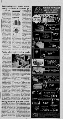 Athens News Courier, May 27, 2005, Page 25