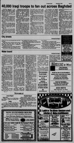Athens News Courier, May 27, 2005, Page 6