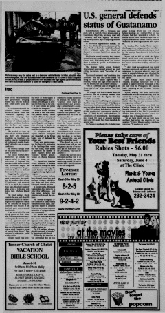 Athens News Courier, May 31, 2005, p. 6