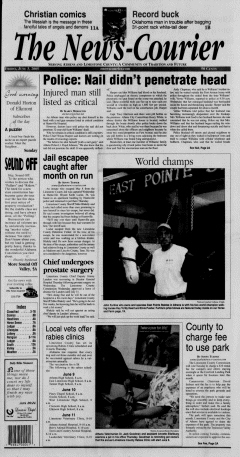 Athens News Courier, June 03, 2005, Page 1