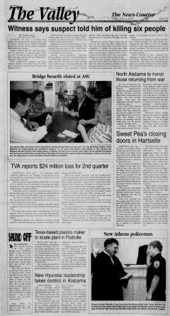 Athens News Courier, June 03, 2005, Page 9