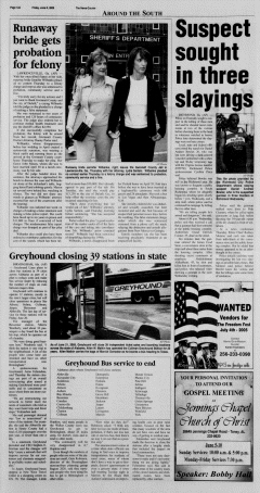 Athens News Courier, June 03, 2005, Page 23
