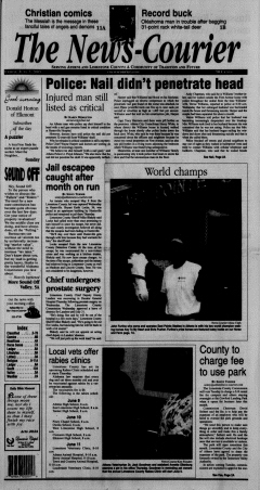 Athens News Courier, June 03, 2005, Page 2